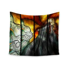 "Mandie Manzano ""Expecto Patronum"" Harry Potter Wall Tapestry"