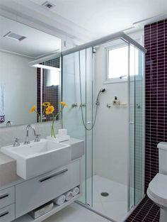 Dena Interiores  : 11 Banheiros Pequenos -Dicas Para Decorar