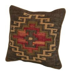 I pinned this Marrakesh Pillow from the Mitra Morgan event at Joss and Main!