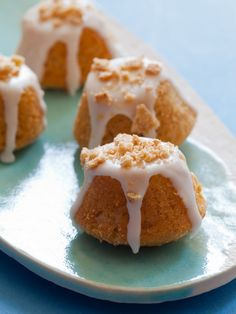 Cinnamon Toast Crunch Coffee Cake Bites | Spoon Fork Bacon