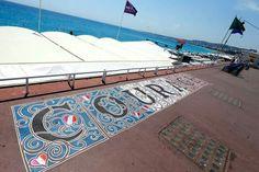 July 14, Beach Mat, Outdoor Blanket, Nice, Nice France