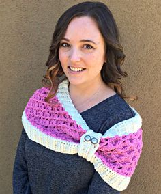Christy Wrap #crochet #pattern by LauraMae's Crochet