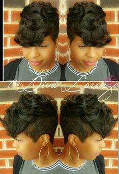 The Diva Lounge Hair Salon Montgomery, AL Larnetta Moncrief, Stylist/ Owner