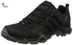 Adidas Terrex Ax2r, Chaussures de Randonnée Homme, Noir (Negbas/Negbas/Grivis), 46 EU - Chaussures adidas (*Partner-Link)