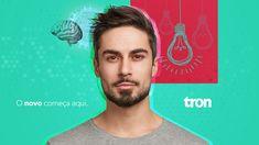 """Check out this @Behance project: """"O novo começa aqui - Tron"""" https://www.behance.net/gallery/63205187/O-novo-comeca-aqui-Tron"""