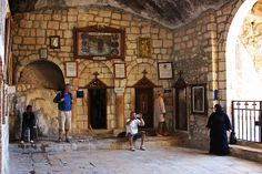 Shrine of Saint Takla, Ma'loula Syria