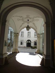 Wien, 1. Bezirk, Palais Harrach (Freyung)