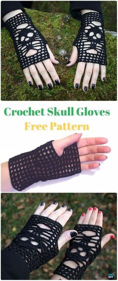 Halloween Crochet Skull Ideas Free Patterns Instructions 2019 Crochet Skull Gloves Free Pattern Crochet Skull Ideas Free Patterns The post Halloween Crochet Skull Ideas Free Patterns Instructions 2019 appeared first on Scarves Diy. Crochet Crafts, Crochet Yarn, Crochet Projects, Free Crochet, Crochet Ideas, Crochet Fox, Crochet Animals, Crochet Shawl, Crochet Stitches