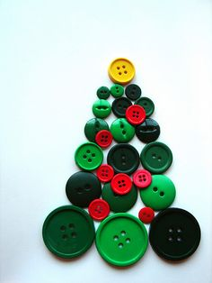 christmas button pictures
