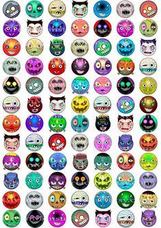 Image result for halloween emojis | Nesslin | Pinterest | Emojis