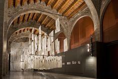 M Marítimo Barcelona Barcelona, Public, Architecture, Ideas, Maritime Museum, Museums, Exhibitions, Arquitetura, Barcelona Spain