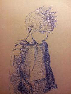 moody sketch