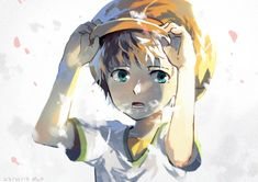 Digidestined tommy ( digimon frontier )
