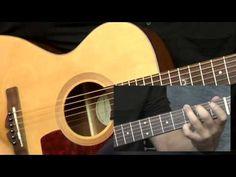 Beginning Guitar Strum Lesson | Pop Rock Strum