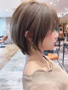 Pin on ヘアスタイル Pin on ヘアスタイル Bob Haircuts For Women, Cute Hairstyles For Short Hair, Short Hair Cuts, Hair Inspo, Hair Inspiration, Medium Hair Styles, Short Hair Styles, Manicure E Pedicure, Shoulder Length Hair