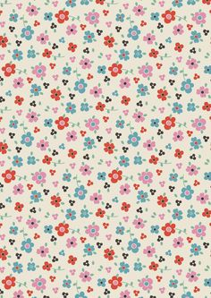 Emily Kiddy: A little Ditsy Floral