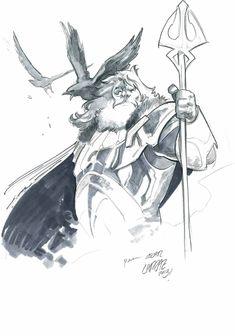 Odin - Pepe Larraz