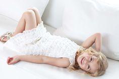 Elsy Baby La moda P/E per le nostre bambine, abiti candidi e soffici.    Moda bambino, moda bimba, abbigliamento bimba, vestiti bambina, abiti da cerimonia, abiti bambine #abbigliamento #vestitibimba #moda