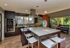 Private Residence - contemporary - kitchen - cedar rapids - Todd Hotchkiss