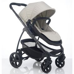 iCandy Strawberry 2 Pushchair with Black Chassis, Carrycot & Dune Fabrics http://www.parentideal.co.uk/john-lewis---icandy-strawberry-2-pram.html