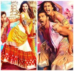 Fashion breakdown: A glimpse of Alia Bhatt's looks in Badrinath Ki Dulhania!