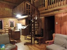 Cottage Rental in Outaouais, Quebec.  A dollhouse of a cottage!  #CDNGetaway
