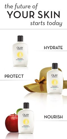 With Olay Complete All Day SPF 15 Facial Moisturizer your skin is nourished, protected and hydrated so you can restore the natural beauty of your skin. Learn more at Olay.com