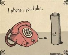 SMILE BREAK~  Before there were iPhones or YouTube...