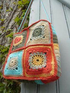 I adore this granny bag!