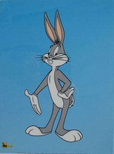 BUGS BUNNY. Never to be forgotten. Classic