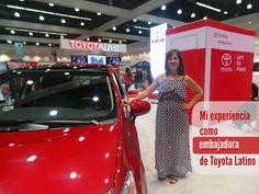 Mi experiencia como embajadora de Toyota Latino #NCLR14 #VAYAMOSJUNTOS