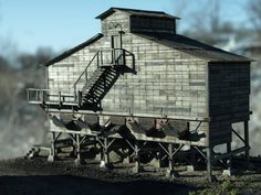 """Railroad Line Forums - The Gallery: Feb 2015 """"Made out of Wood"""""""