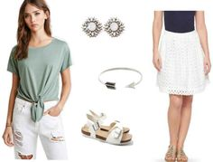 Anthropologie Summer Catalog Inspiration - College Fashion