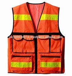 Custom High Quality Safety Reflecting Vests