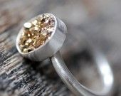 Lil Gold Rush Ring by Katie Johansson