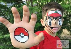 Pokemon Ash by Charity Juarez Semeraro‎