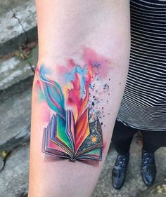 Exceptional Book Tattoo Ideas tattoo designs ideas männer männer ideen old school quotes sketches Neue Tattoos, Body Art Tattoos, Small Tattoos, Tatoos, Saying Tattoos, Lower Leg Tattoos, Small Colorful Tattoos, Tatuajes Tattoos, Haut Tattoo