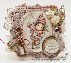 Handmade by Tamara: Joyful Tilda