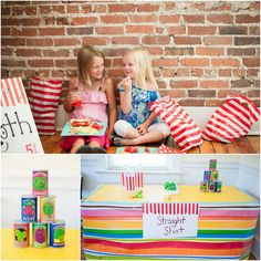 Maybe 2nd or 3rd not 1st Birthday Carnival   //  jennings king photography