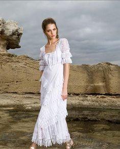 vestidos de novias ibicencos
