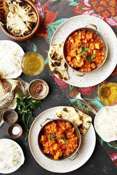Vegetarian Tikka Mas