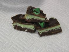 Crafty Like Lindy: Foodie Friday-Andes Mint Fudge