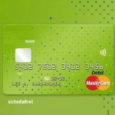 Konto ohne Schufa IBAN-Bankkonto+MasterCard aus GB,LT,DE online eröffnen ebook