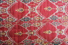 Ikat Panel Detail