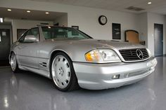 Bid for the chance to own a Supercharged 2000 Mercedes-Benz at auction with Bring a Trailer, the home of the best vintage and classic cars online. Mercedes 500sl, Mercedes Sl500, Mercedes Benz Canada, Mercedes Benz World, Mercedes Benz Trucks, Mercedes Benz G Class, Tsw Wheels, Mercedez Benz, Mustang Cars
