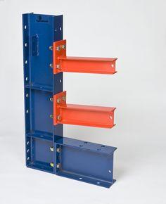 Heavy Duty Structural Steel Storage Rack, Steel Racks, Warehouse Pallet Racking, Cantilever Racks, Sheet Metal Fabrication, Pallet Storage, Garage Shelving, Workshop Organization, Iron Furniture