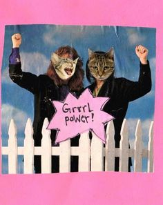 Let's Cause a Riot, Grrrl! Riot Grrrl, Feminist Art, Feminist Quotes, Wall Collage, Collage Artwork, Collages, Art Inspo, Artsy, Drawings