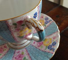 Antique Teacup Collecting Is So Rich With History
