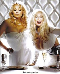 Pamela Anderson with Mamie Van Doren. Mamie just turned Yes, Yes, she really is this hot. Mamie Van Doren, Living Legends, American Actress, Sassy, Hollywood, Wonder Woman, Actresses, Superhero, Elegant