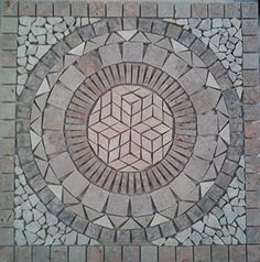 Tumbled Travertine Kitchen or Bathroom Floor or Wall Art Medallion / Mosaic By: Stone Deals Stone Deals http://www.amazon.com/dp/B010RJ7KWE/ref=cm_sw_r_pi_dp_2xdUvb05D6N2K